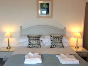 Tremorvah Cottage Penzance front Bedroom